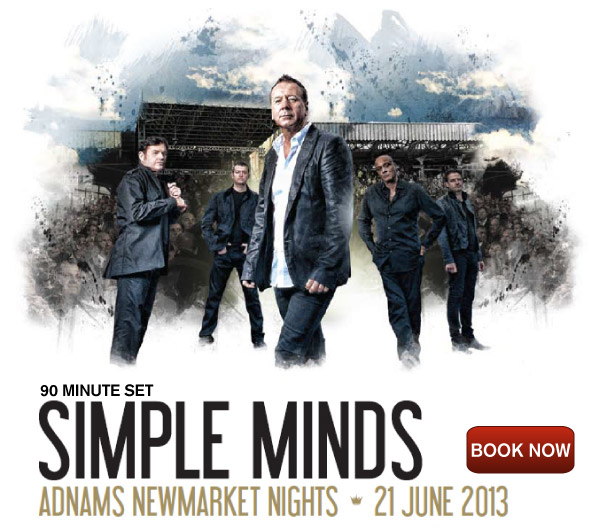 Book Now For Newmarket!