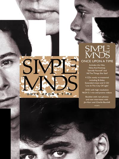 Announcing two new SIMPLE MINDS releases! - SIMPLEMINDS COM