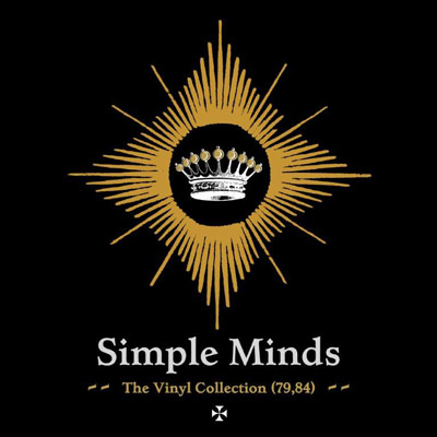 Simple Minds New Gold Dream / Sparkle In The Rain