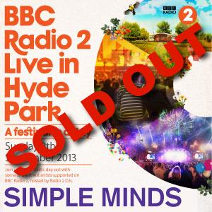 Hyde Park, London, GB - SOLD OUT @ | | |