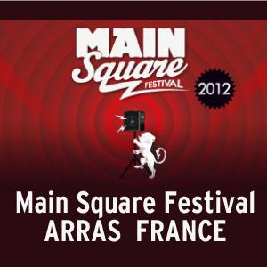 Main Square Festival, ARRAS, FR @ | | |
