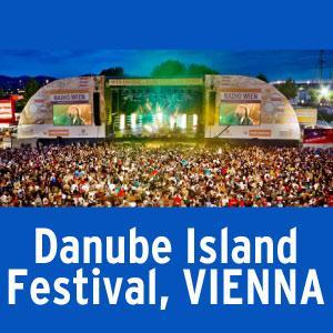 Danube Island Festival, VIENNA, AT @ | | |