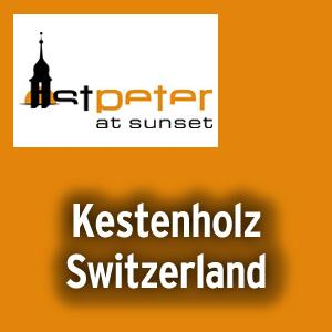 St Peter at Sunset, Kestenholz, CH @ | | |