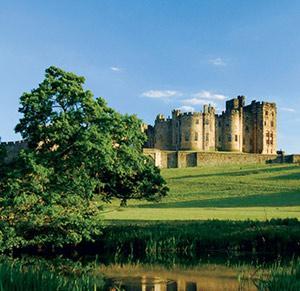 Alnwick Castle, Northumberland, UK @ | | |