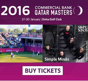 Qatar Masters – Clarification