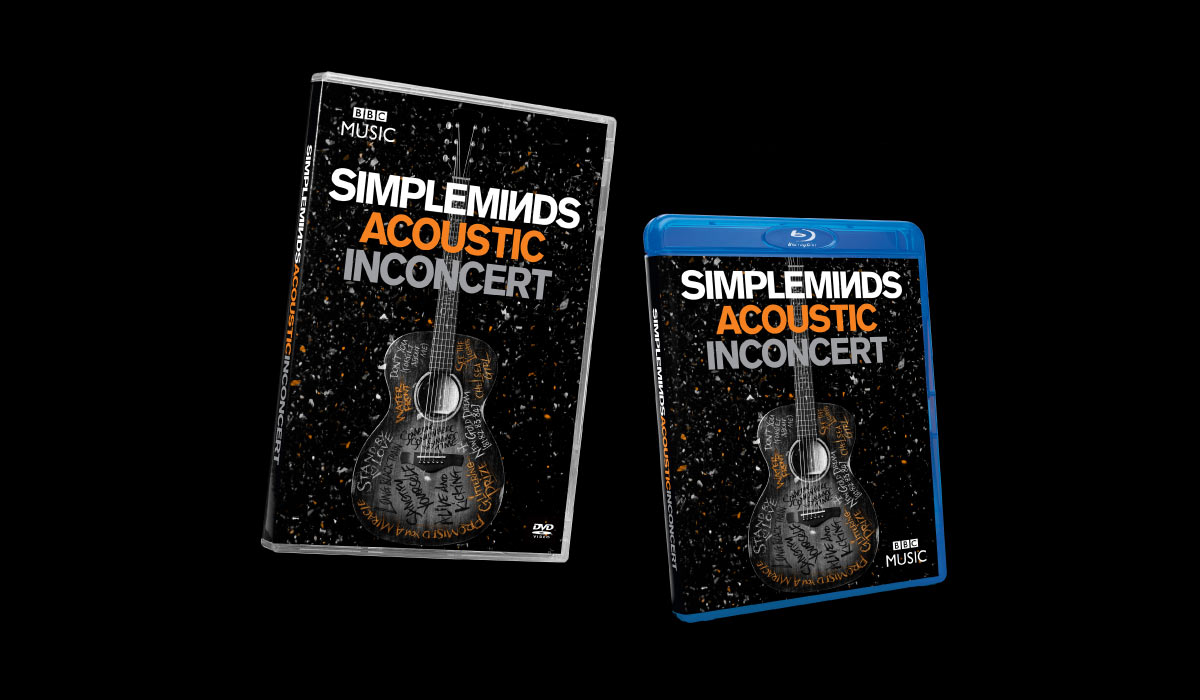 OUT NOW ! Acoustic In Concert DVD & Bluray