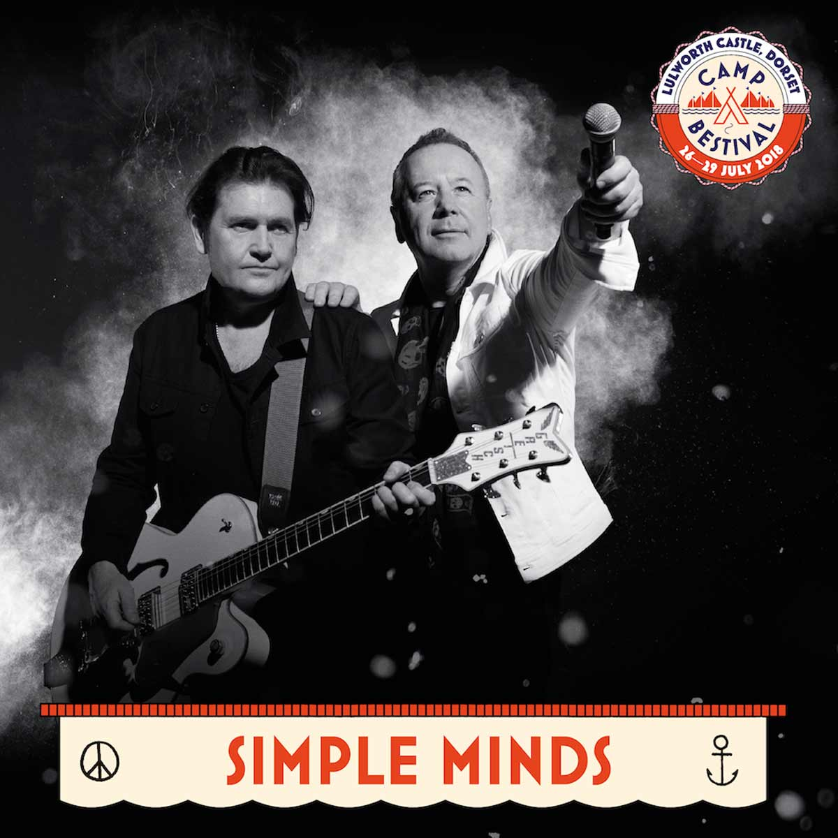 Win Camp Bestival Family Tickets - SIMPLEMINDS COM