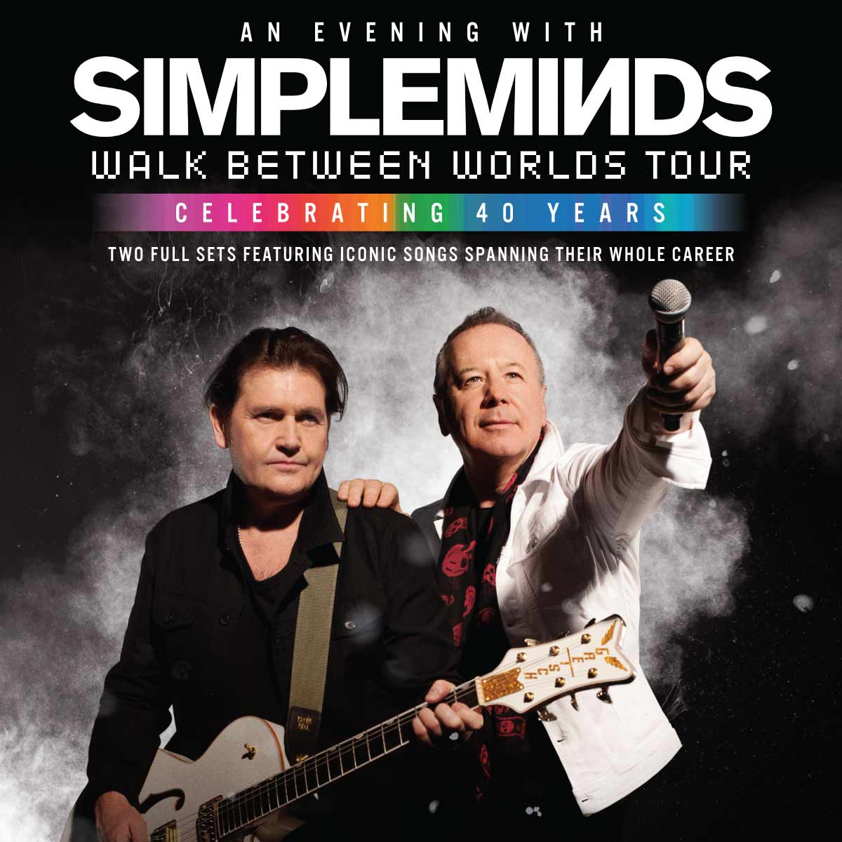 North American Tour Announced 2018 ! - SIMPLEMINDS.COM