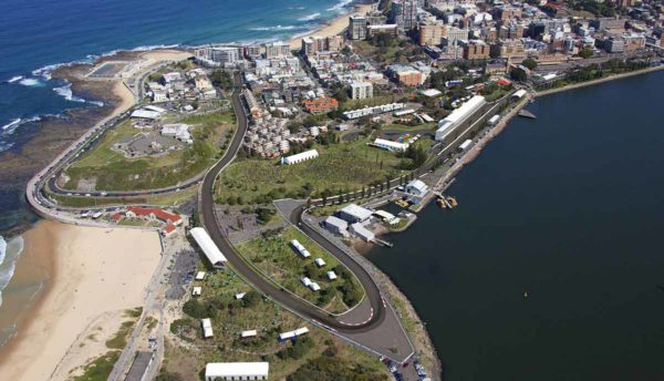 No1 Sports Oval - Newcastle500 - New South Wales, AU @ No1 Sports Oval