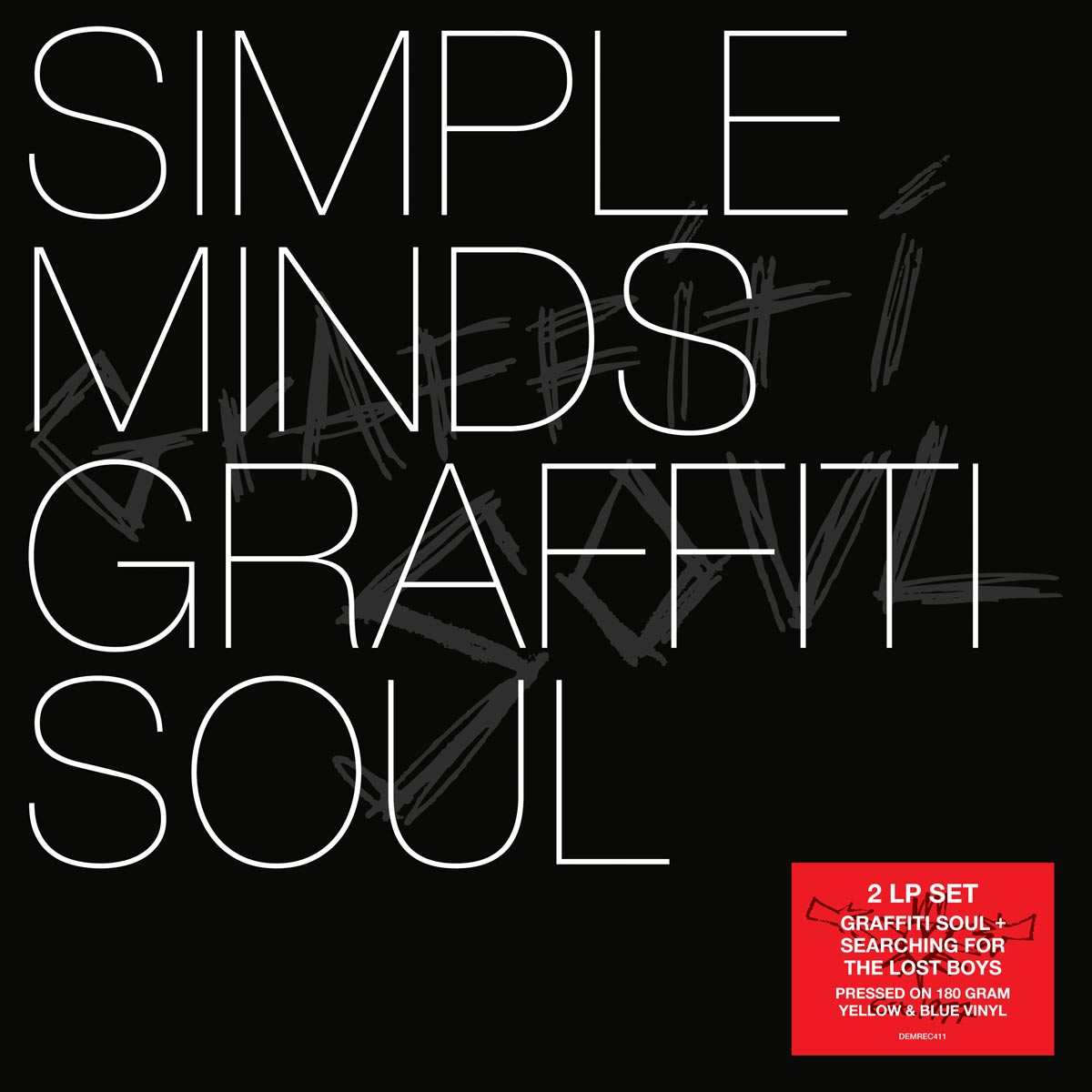 10th anniversary release of graffiti soul 2lp set