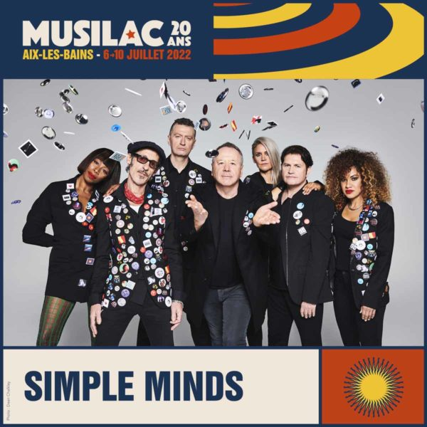 Musilac, Aix Les Bains, France @ Musilac Festival