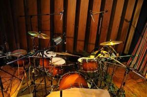 Recording At Rockfield 08