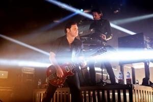 5X5 LIVE - Glasgow 25/2/12